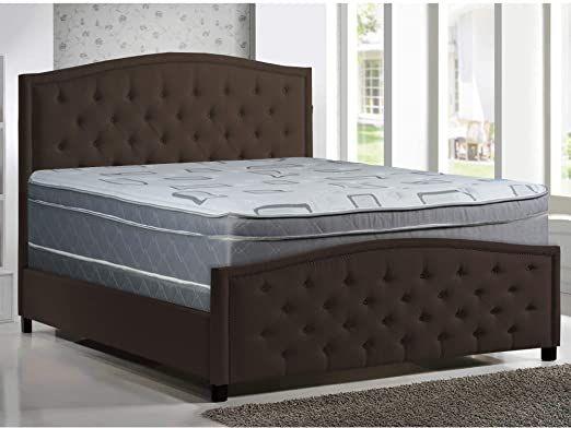 Bluestone Gel Infused 2 King Memory Foam Mattress Topper Qvc Com Mattress Foam Mattress Topper Adjustable Beds