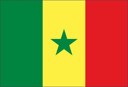Drapeau du Sénégal (#Flag of #Senegal)