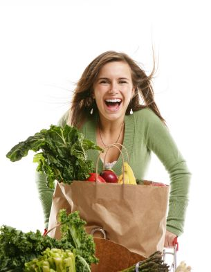 10 Tips for Healthier & Happier Grocery Shopping  By Cheryl Bigus