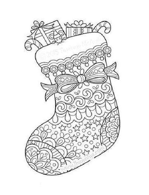 Tareitas Mandala De Bota Navidena Patrones De Bordado De Navidad Bordado Navidad Navideno