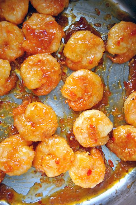 Shrimp, Sweet and Firecracker shrimp on Pinterest