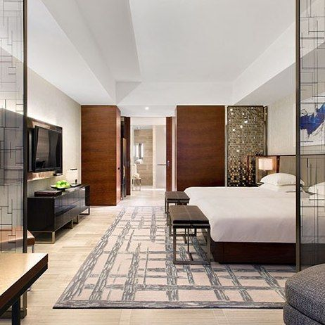Park Hyatt New York Debuts Near Central Park. #architecture, #interior