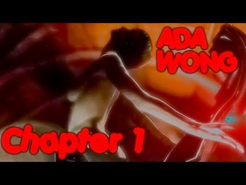Resident Evil 6 Ada Wong Campaign Chapter 1 Gameplay