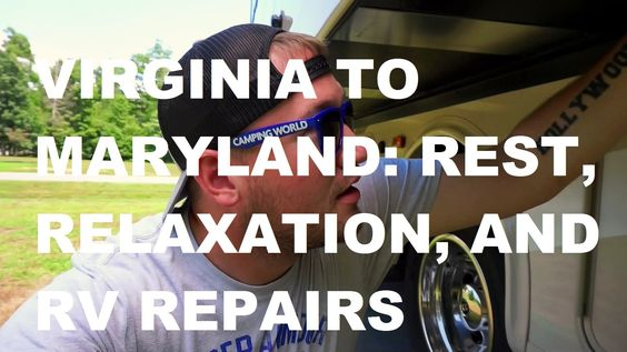 VA to MD: Rest, Relaxation, and RV Repairs. See what National Park we visited that was free and fun for the whole family! We've completed the South Eastern portion of our trip and we're hanging around our family now, finding out what RV repairs will need to be done, getting some much needed R&R, and making pancakes- of course!