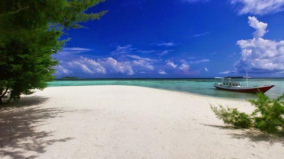 Playas de Indonesia