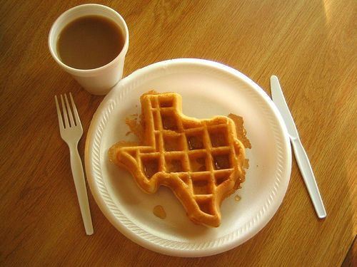waffles + state pride