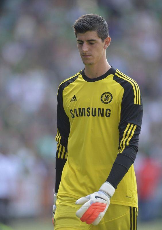 Thibaut Courtois of Chelsea FC