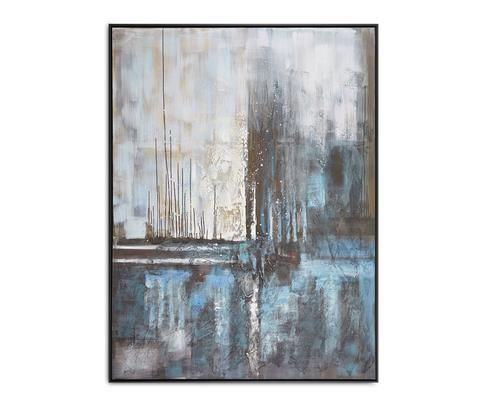 Home Decor Dania Furniture Abstract Abstract Art Painting Painting