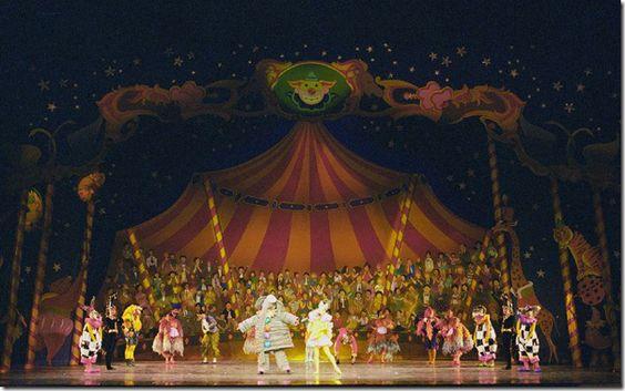 Carnaval de los Animales 1997 (1)