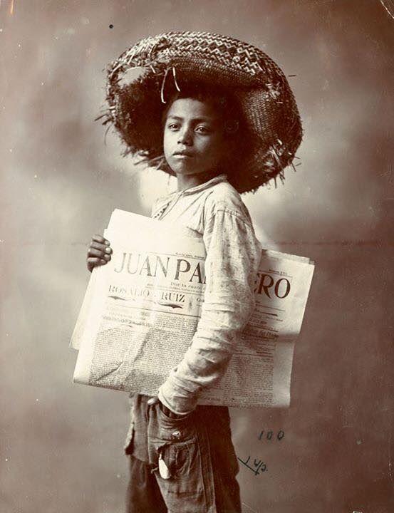 El Papelerito, Año 1905