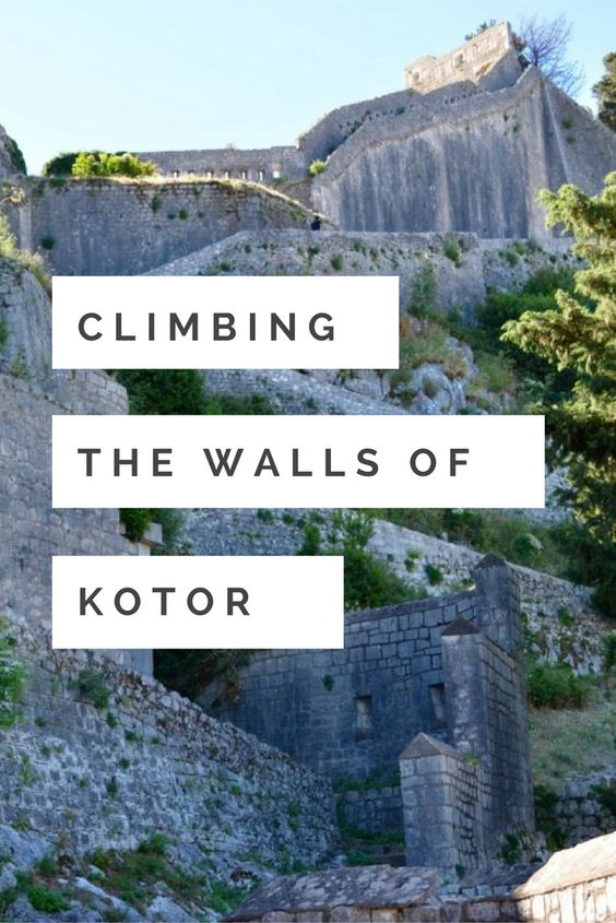 Kotor's ancient city walls are a must-do when visiting this important Mediterranean cruise port. Check out our review here and enjoy the beautiful photos from our climb.