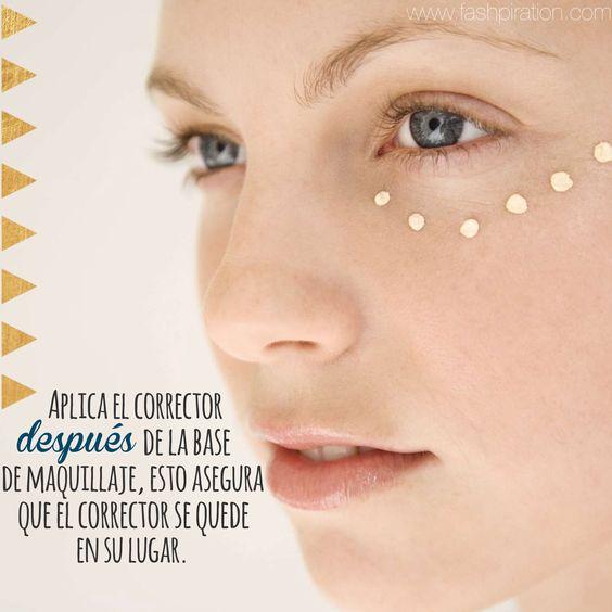 Tips de belleza & moda☺️ www.fashpiration.com