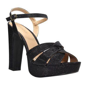 Sandália Sense Feminina 944616 Color Preto TAM 40 ao 43