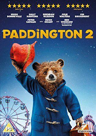 Paddington 2 Paddington Dvd Paddington Bear