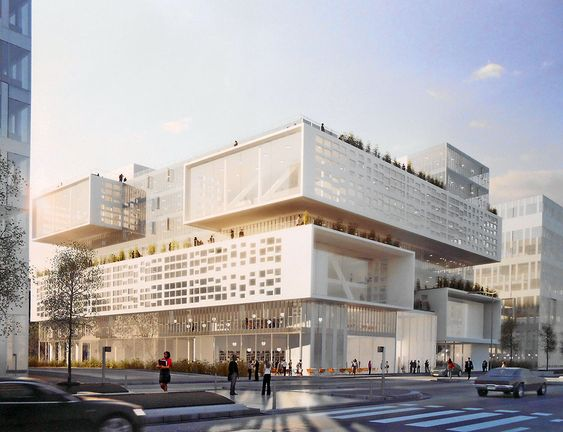 425 Best Retail Architecture Images On Pinterest
