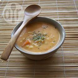 Persische Gerstensuppe (Asch-e Dscho) @ de.allrecipes.com