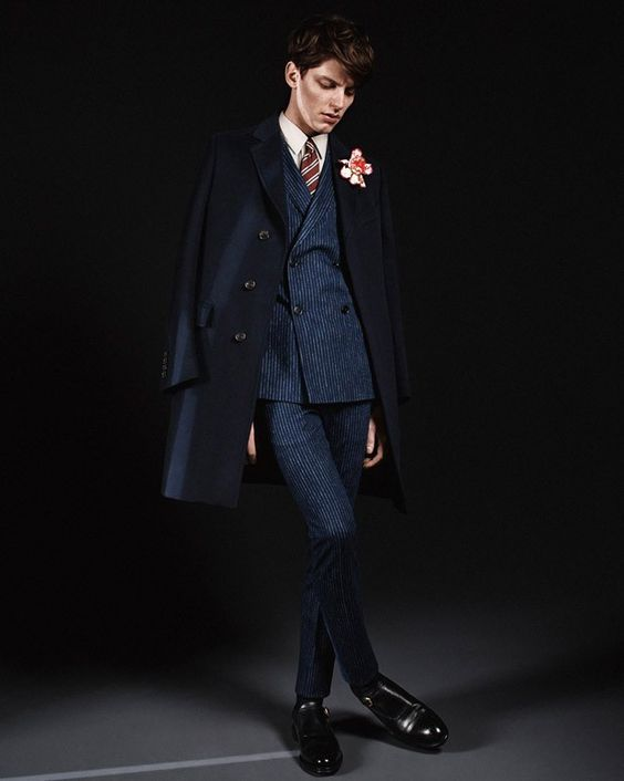 Roel Nabuurs for Gucci Mens Tailoring Fall Winter 2015
