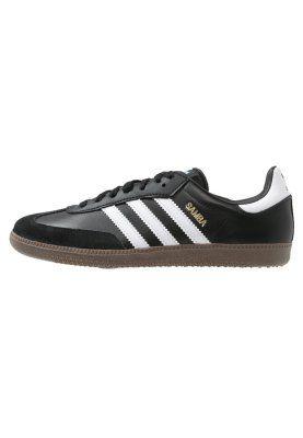 SAMBA - Sneaker - black/white