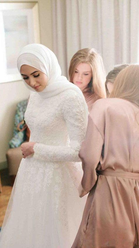 صور عرايس محجبات جميلة جدا اشيك وارق عرايس 2021 التحضير ليوم الزفاف الفرح العرس اجمل صور عرايس In 2021 Muslim Girls Marriage Day Wedding Styles