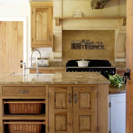 Küchen Küchenideen Küchengeräte Wohnideen Möbel Dekoration Decoration Living Idea Interiors home kitchen - Rustikaler Charme Küche