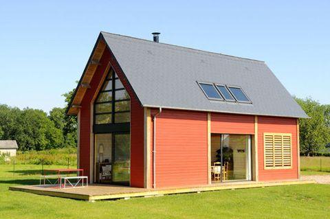 Medinio namo fasado apdaila