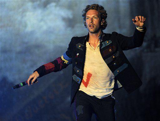 Coldplay (chris Martin) vocals ;)