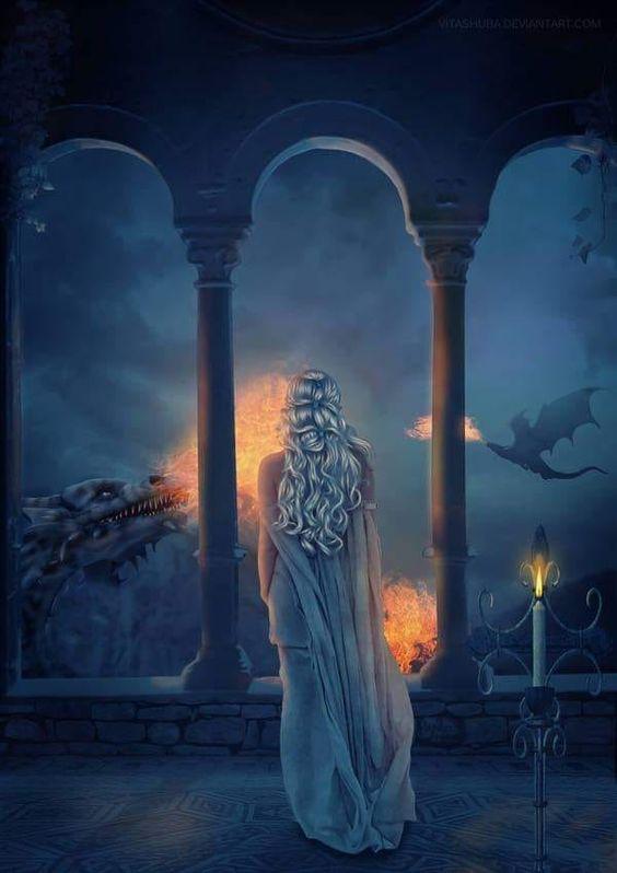 Daenerys Targaryen in Meeren