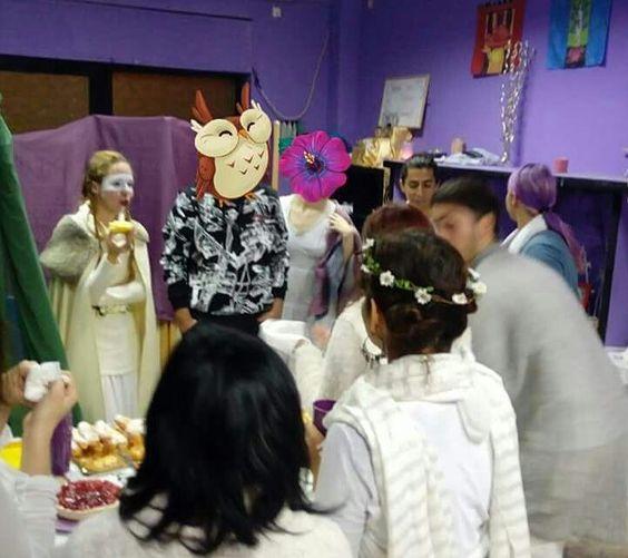 Celebración de Imbolc 2018