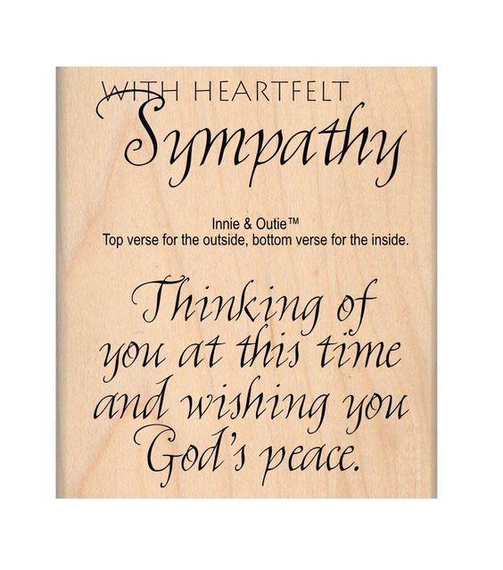 Words Of Sympathy New World: Pinterest • The World's Catalog Of Ideas