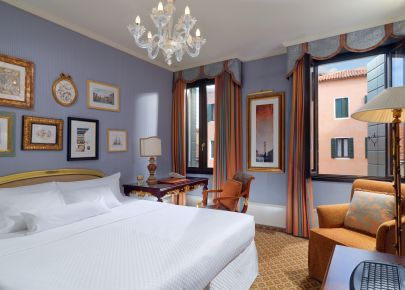 Westin Europa & Regina, winner of the Fodor's 100 Hotel Awards for the Trusted Brand category #travel