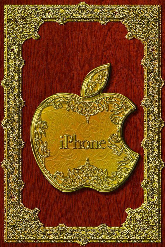 アンティーク本風Apple