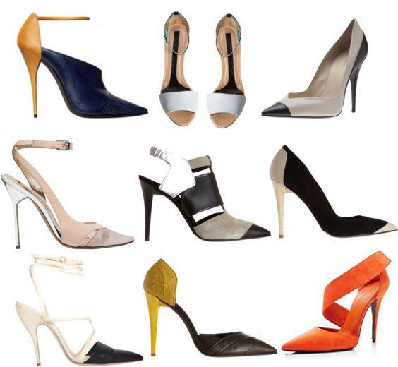 SevenRoses: Narciso Rodriguez, Shoes