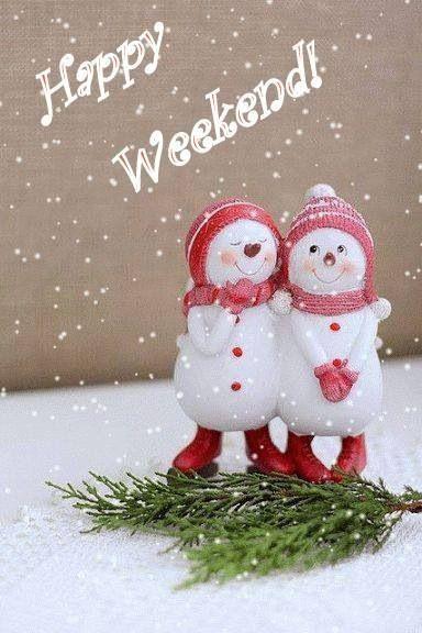 Happy weekend! ❤️: