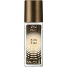 Naomi Campbell Damendüfte Queen of Gold Deodorant Spray  75 ml
