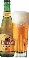 Cerveja Belle-Vue Gueuze, estilo Lambic - Gueuze, produzida por Belle-Vue, Bélgica. 5.2% ABV de álcool.
