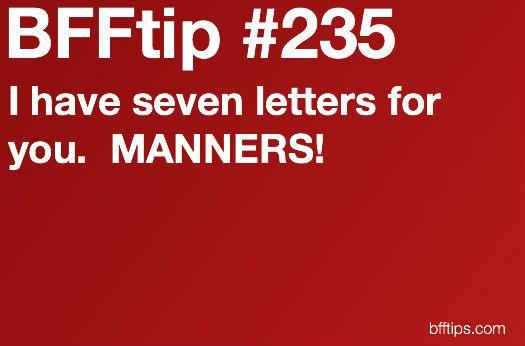 BFFtip #235
