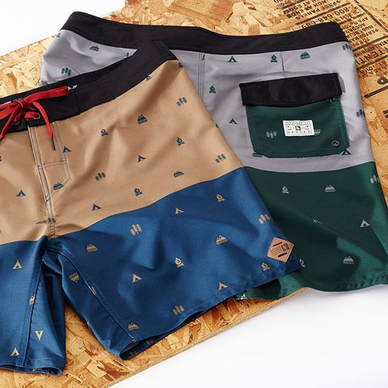 Just because Fall is right around the corner doesn't mean we stop making boardshorts. Our new Legend Trunks feature HippyTree's premium 4-way eco stretch fabric made from recycled plastic bottles. Perfect for hopping boulders and even better for getting tubed. Available now in stores and online at http://www.hippytree.com/shop/boardshorts/legend-trunk-1.html #surfandstone