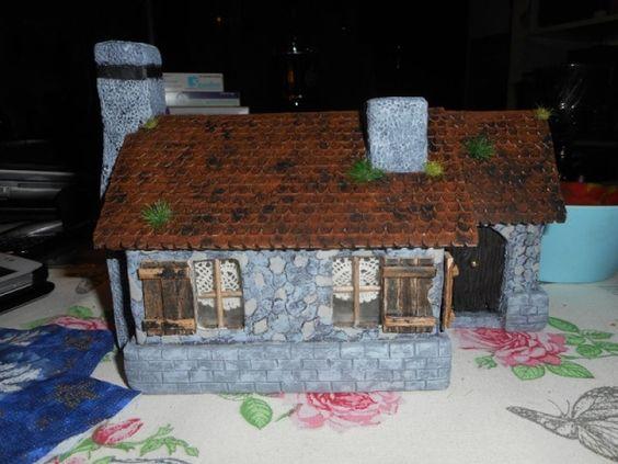 Mon cottage en cours de réalisation... - Page 3