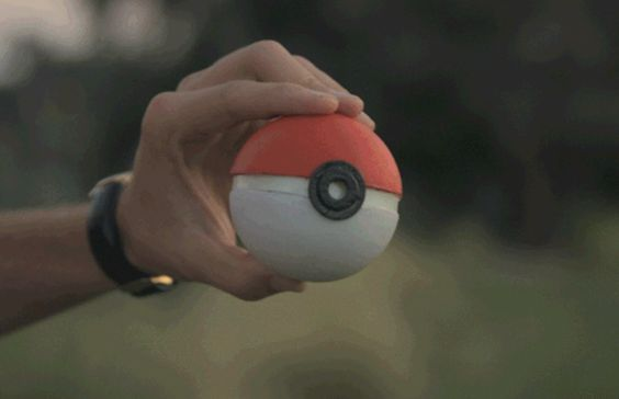 IRL Pokeball Also Doubles As A Phone Charger - http://www.psfk.com/2016/08/real-functioning-pokeball-doubles-as-phone-charger.html