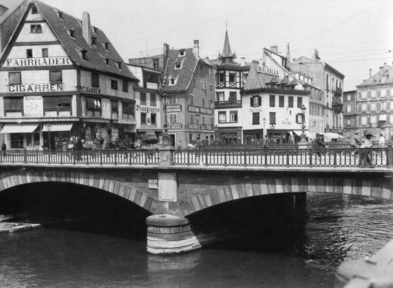 Image result for strasbourg 1910