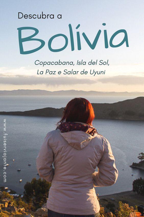Fui Ser Viajante na Bolívia