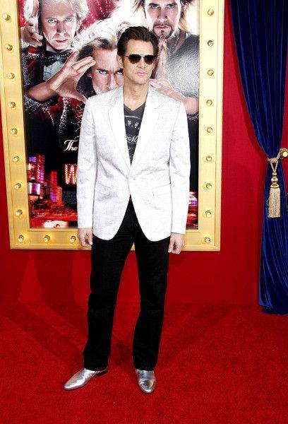 "Jim Carrey at ""The Incredible Burt Wonderstone"" Los Angeles Premiere at #TCLChineseTheatre in Hollywood, 3/11/2013  http://celebhotspots.com/hotspot/?hotspotid=5502&next=1"
