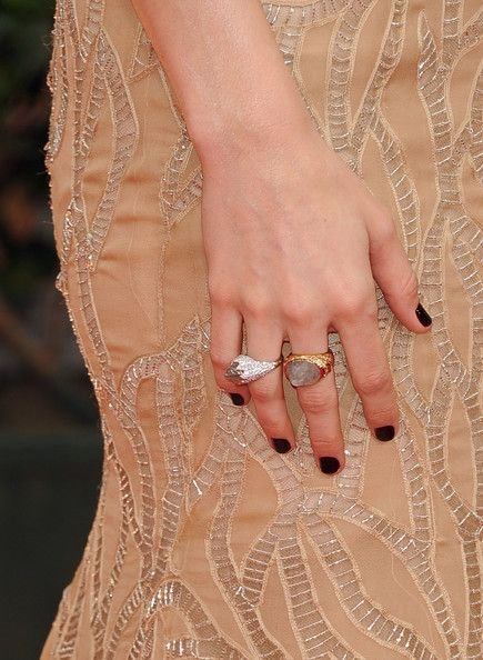 Katharine McPhee rocking our Iceberg Ring at the 2012 Golden Globes