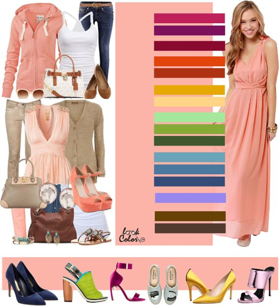 The O 39 Jays Peaches And Colors On Pinterest