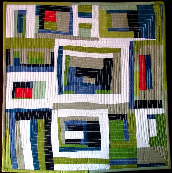 love this quilt pattern and the quilting!