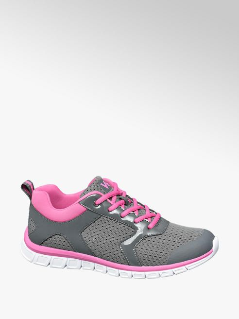 Vty VTY Ladies Lace-up Trainers | Lace