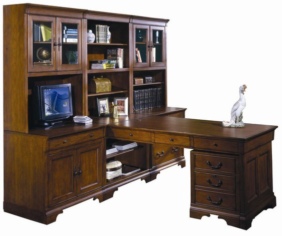 chateau de vin spacious executive wall t desk by aspenhome becker furniture world awesome home office furniture john schultz