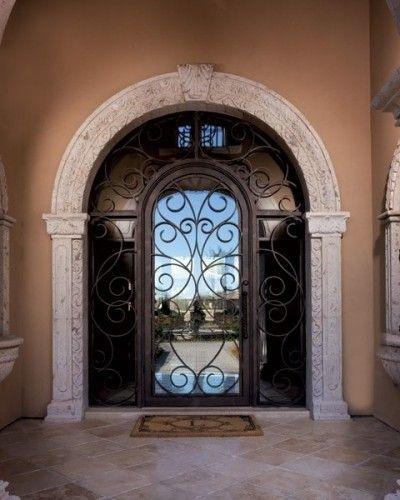 Transom Doors  front doors