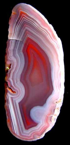 Agates from Agate Creek - Oueensland (near Percyville): Agates Jaspers, Rocks Minerals, Agate Bands, Creation S Agates, Agates Stones Minerals, Minerals Rocks, Australian Agates, Johnny S Agates