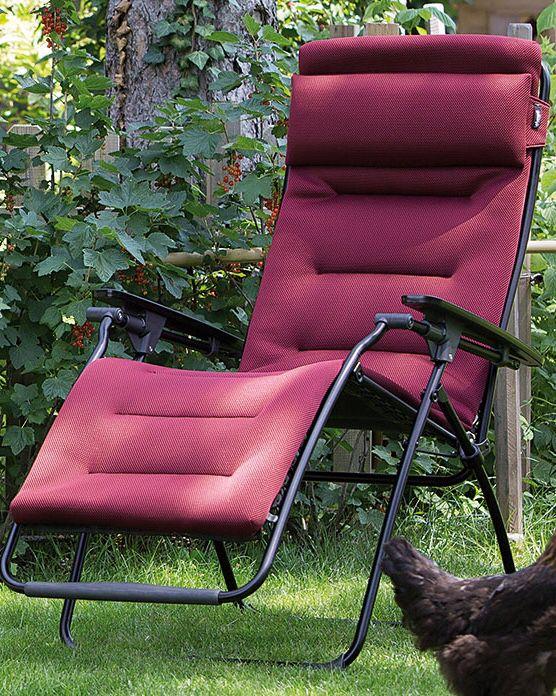 Bequemer Verwandlungskunstler Gartenstuhle Outdoor Liege Relaxliege
